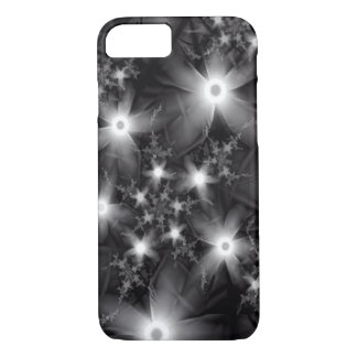 Abstract floral iPhone 8/7 case