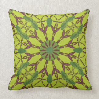 Abstract Floral Luxury Cushion Pillows
