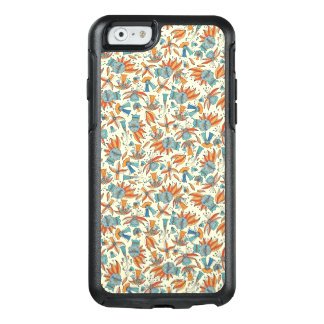 Abstract floral pattern design OtterBox iPhone 6/6s case