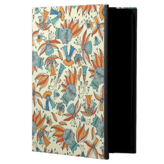 Abstract floral pattern design powis iPad air 2 case