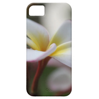 Abstract flower barely there iPhone 5 case