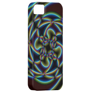 Abstract Flower iPhone 5 Case