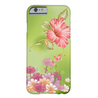 Abstract Flower computer generated Barely There iPhone 6 Case