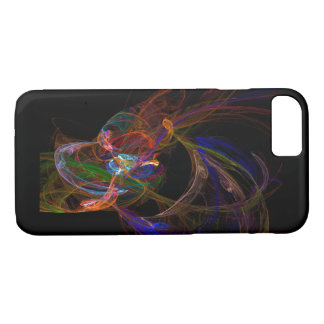 Abstract flower fractal iPhone 8/7 case
