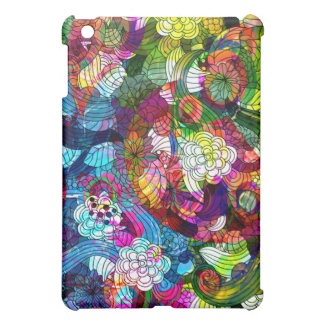 Abstract Flower  iPad Mini Case