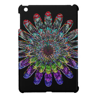 Abstract flower. iPad mini cases