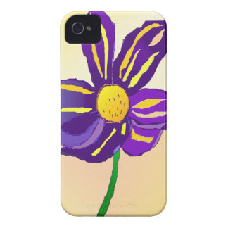 Abstract Flower iPhone 4 Case-Mate Cases