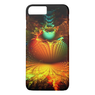 Abstract Flower iPhone 7 Plus Case