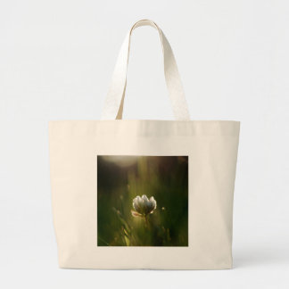 Abstract Flower Rush Of Light Bags
