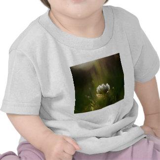 Abstract Flower Rush Of Light Shirt