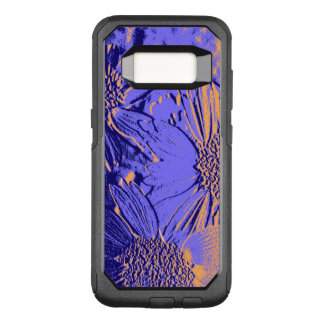 Abstract Flowers 2 Cute Floral OtterBox Commuter Samsung Galaxy S8 Case