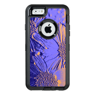 Abstract Flowers 2 Cute Floral OtterBox Defender iPhone Case