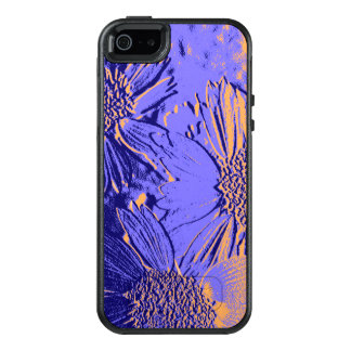 Abstract Flowers 2 Cute Floral OtterBox iPhone 5/5s/SE Case