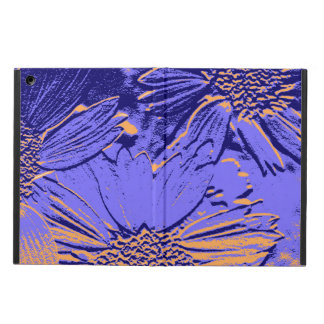 Abstract Flowers 2 iPad Air Covers