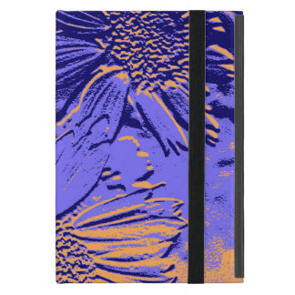 Abstract Flowers 2 iPad Mini Cover