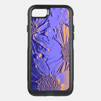 Abstract Flowers 2 OtterBox Commuter iPhone 8/7 Case