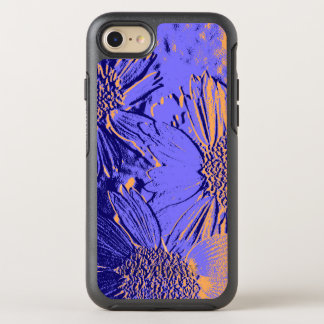 Abstract Flowers 2 OtterBox Symmetry iPhone 8/7 Case