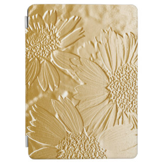 Abstract Flowers 4 Cute Floral iPad Air Cover