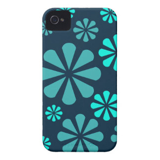 Abstract Flowers Blackberry Bold case