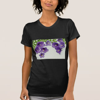 Abstract flowers  flowers tees