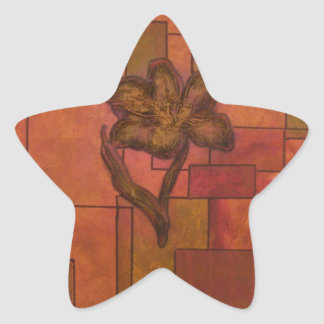 abstract flowers.jpg star sticker