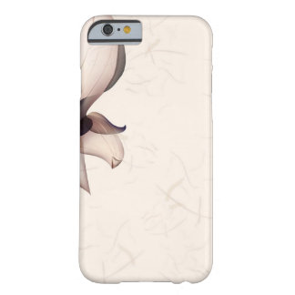 Abstract Flowers Warm Colors Pip Barely There iPhone 6 Case