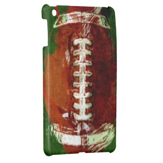 Abstract Football Cover For The iPad Mini