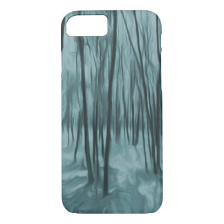 Abstract forest i-phone case