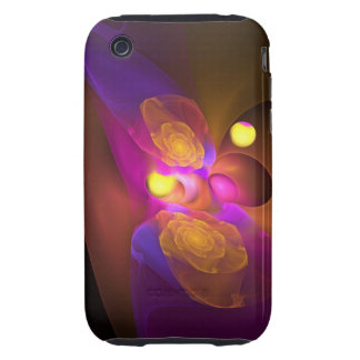 Abstract fractal  iPhone 3G/3GS Case-Mate Tough iPhone 3 Tough Covers