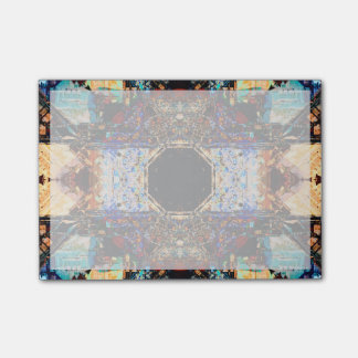 Abstract Fractal Mandala Post-it® Notes