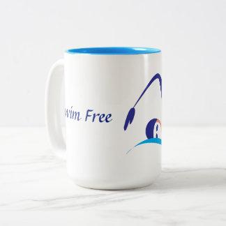 Abstract Free 2 Mug