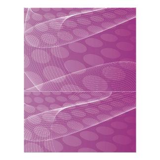 abstract_free_vector_2 DIGITAL art wallpaper 21.5 Cm X 28 Cm Flyer