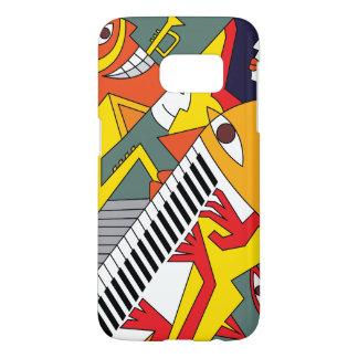 Abstract Fun Jazz Art