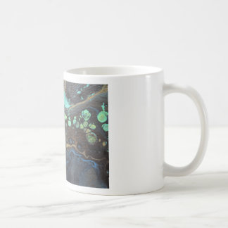 Abstract Funky Galaxy Coffee Mug