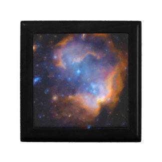 abstract galactic nebula no 2 gift box