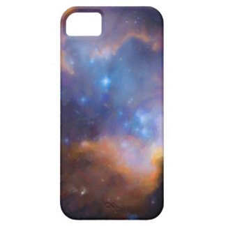 abstract galactic nebula no 2 iPhone 5 cases