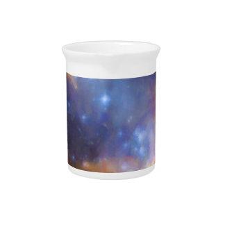 abstract galactic nebula no 2 pitcher