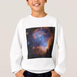 abstract galactic nebula no 2 sweatshirt