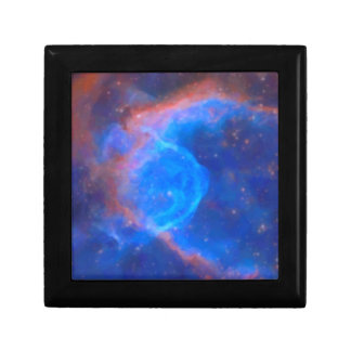 Abstract Galactic Nebula with cosmic cloud 10 Gift Box