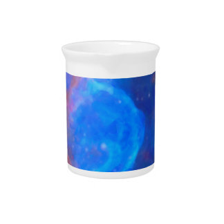 Abstract Galactic Nebula with cosmic cloud 10 Pitcher