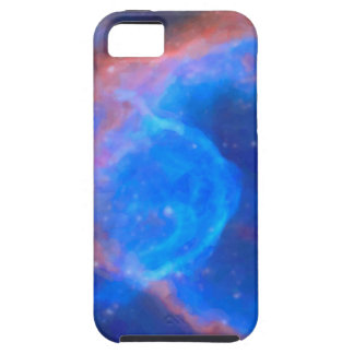 Abstract Galactic Nebula with cosmic cloud 10 xl.j iPhone 5 Cover