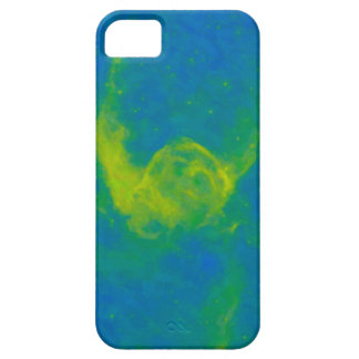 Abstract Galactic Nebula with cosmic cloud 11 iPhone 5 Case