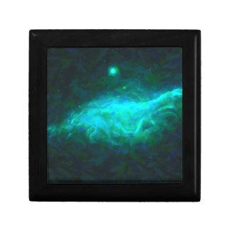 Abstract Galactic Nebula with cosmic cloud 15 Gift Box