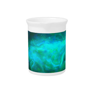 Abstract Galactic Nebula with cosmic cloud 15 Pitcher