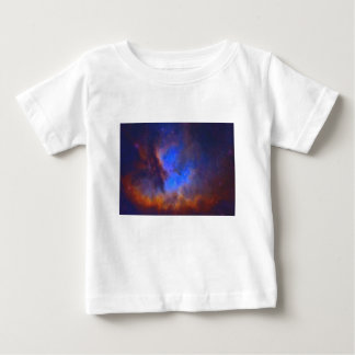 Abstract Galactic Nebula with cosmic cloud 2 Baby T-Shirt