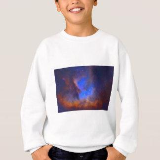 Abstract Galactic Nebula with cosmic cloud 2 Sweatshirt