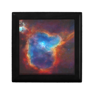 Abstract Galactic Nebula with cosmic cloud 4a Gift Box