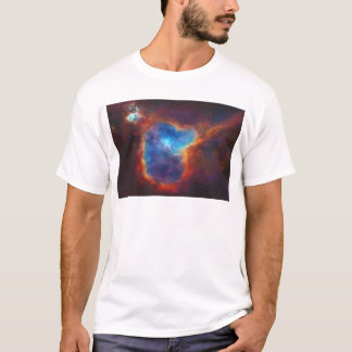 Abstract Galactic Nebula with cosmic cloud 4a T-Shirt