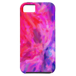 Abstract Galactic Nebula with cosmic cloud 6   24x iPhone 5 Cases