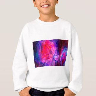 Abstract Galactic Nebula with cosmic cloud 6   24x Sweatshirt